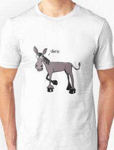 Derp Donkey T-Shirt