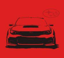 Subaru WRX STi Baby Tee