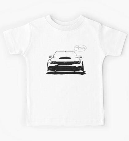 Subaru WRX STi Kids Tee