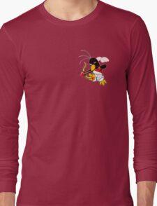 Hippo the Angel of Love Long Sleeve T-Shirt