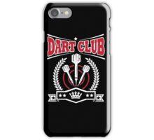 Dart Club iPhone Case/Skin