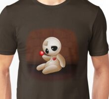 Voodoo Doll Cartoon in Love Unisex T-Shirt