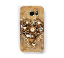 Steampunk Heart Love Samsung Galaxy Case/Skin