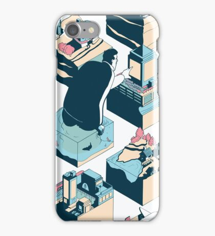Reach iPhone Case/Skin