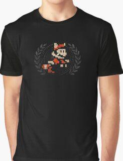 Super Mario - Sprite Badge 5 Graphic T-Shirt