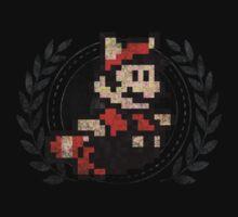Super Mario - Sprite Badge 5 by garudoh