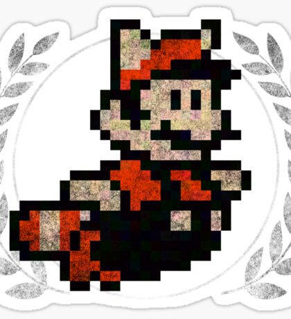Super Mario - Sprite Badge 5 Sticker