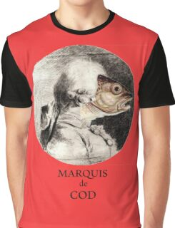 Marquis de Cod Graphic T-Shirt