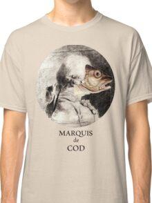 Marquis de Cod Classic T-Shirt