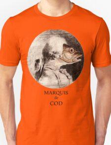 Marquis de Cod Unisex T-Shirt