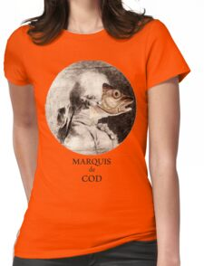 Marquis de Cod Womens Fitted T-Shirt