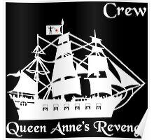 Queen Anne's Revenge Poster