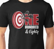 One hundred & eighty Unisex T-Shirt