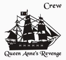 Queen Anne's Revenge Kids Tee
