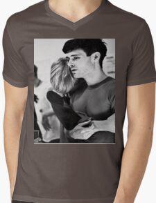 Jonny//Jacob Mens V-Neck T-Shirt