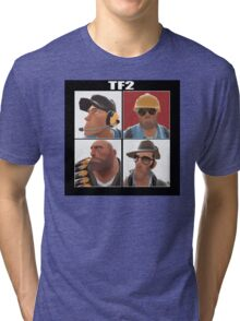 Let it Be (Team Fortress 2) Tri-blend T-Shirt