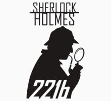 Sherlock Holmes by Ash J
