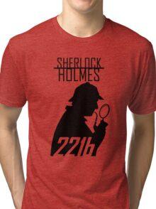 Sherlock Holmes Tri-blend T-Shirt