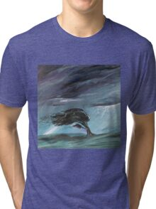 Storm Tossed Tri-blend T-Shirt