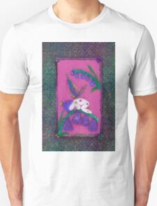 Fairy Baby - Harris Tweed Fairy Unisex T-Shirt