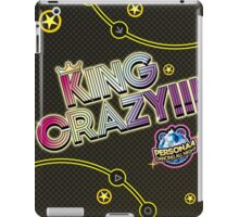 KING CRAZY!!! Persona 4: Dancing All Night iPad Case/Skin
