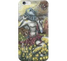 Dreaming In A Field Of Light iPhone Case/Skin