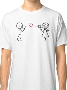 Couple love  Classic T-Shirt