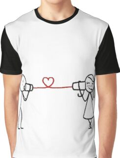 Couple love  Graphic T-Shirt
