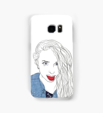 use your tongue II Samsung Galaxy Case/Skin
