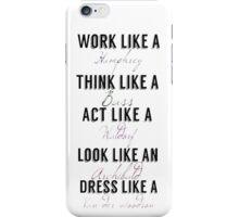 gossip girl  iPhone Case/Skin