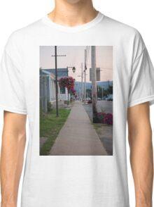 Small Town Street Classic T-Shirt