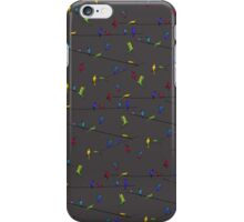 Birds On A Wire iPhone Case/Skin