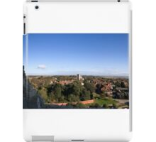 Orford Castle Panoramic iPad Case/Skin