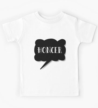 Hashtag Oncer Kids Tee