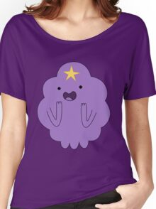 LUMPY SPACE PRINCESS Women's Relaxed Fit T-Shirt