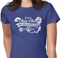Dr chin-chin Womens Fitted T-Shirt