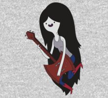 MARCELINE ADVENTURE TIME Baby Tee