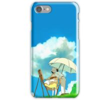 The Wind Rises iPhone Case/Skin