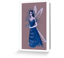 Beatrice Baudelaire Greeting Card
