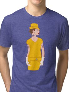 The Feisty Fashionista Tri-blend T-Shirt