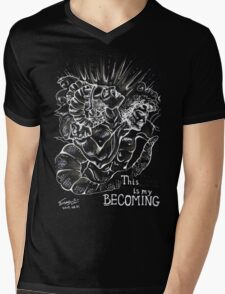 This is my Becoming Mens V-Neck T-Shirt