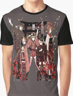 Vocaloid - Sendonzakura Graphic T-Shirt