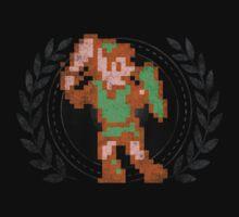 Link - Sprite Badge 3 by garudoh