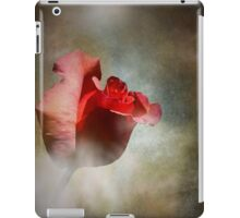 One Single Rose iPad Case/Skin