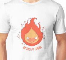 She Likes My Spark! Unisex T-Shirt