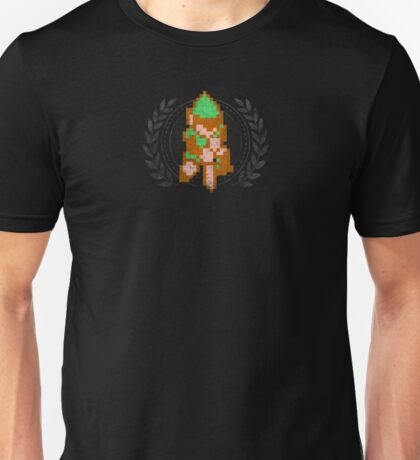 Link - Sprite Badge 4 Unisex T-Shirt