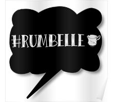 Hashtag Rumbelle Poster