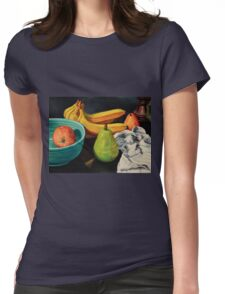 Fruit Assortment Womens Fitted T-Shirt