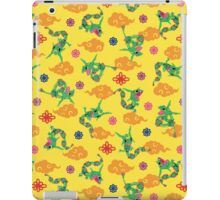 Pokemon Rayquaza Pattern iPad Case/Skin