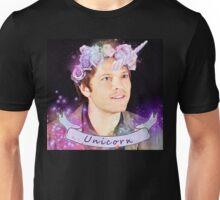 Save Unicorns (black ver.) Unisex T-Shirt